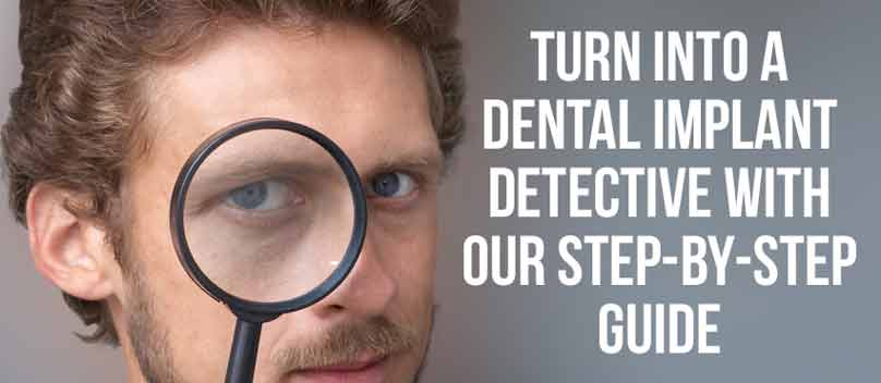 cheap dental implants detective